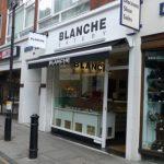 BLANCHE EATERY(ブランチェイータリー) ロンドン カフェ