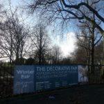ロンドンインテリア THE DECORATIVE FAIR WINTER