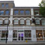 ロンドンインテリア Moroso & Flos ショールーム -Clerkenwell-